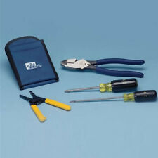 Ideal 35-5792 Wireman Dipped Grip Tool Set