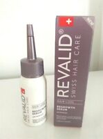Revalid Regrowth hair loss Serum Swiss Hair Care stimulate hair growth 50 ml
