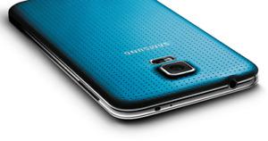 Samsung SM-G900FZBABTU Galaxy S5 16GB Unlocked - Electric Blue