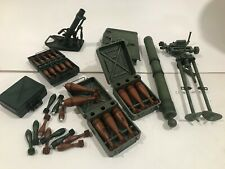 Dragon, Dml, Did, Soldier Story 1:6 Scale Wwii German Mortar Loose Lot
