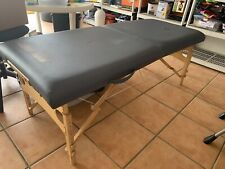 massage table portable