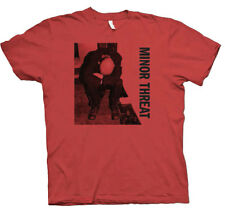 MINOR THREAT - LP Cover T-shirt - NEW - SMALL ONLY