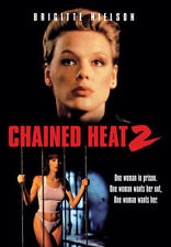 CHAINED HEAT 2 - DVD - Region Free - Sealed