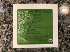 Mary Timony Mountains Promo Cd! See) Ex Hex/Wild Flag/Helium/Autoclave/Polvo