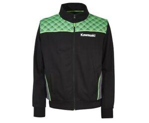 Genuine Kawasaki 2020 Sports Sweatshirt Jacket 166SPM042
