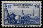 Exposition NEW YORK 1939, Neuf ** = Cote 35 € / Lot Timbre France n°458
