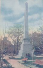 QUEBEC QC – Monument Wolfe and Montcalm