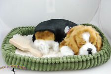 Beagle Perfect Petzzz Life Like Stuffed Animal Breathing Dog
