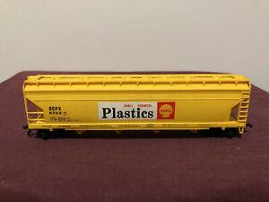 Bachmann 17534 HO scale model train SHELL PLASTICS HOPPER SCPX 5703 - pre-owned