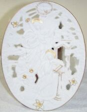 A Winged Messenger Plate Bradford Exchange 1996 Rare Limited Edition Porcelain