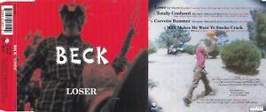 Beck - Loser (4 Track Maxi CD)