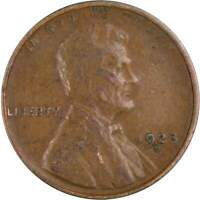 1928 S 1c Lincoln Wheat Cent Penny US Coin VF Very Fine