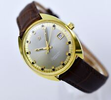Omega Seamaster Cosmic Oro 20 micron Ref 166.026 - 1969 - Automatic Date cal 565