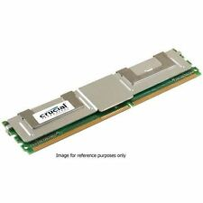 CRUCIAL 4GB DDR2 EEC BUFFERED DIMM PC 5300  CT51272AQ667