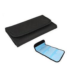 Filtro UV CPL 6 bolsillos negro caso bolsa bolsa de objetivo