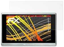 3x FX-Antireflex-HD Schutzfolie Navigon 8410 Displayfolie Folie
