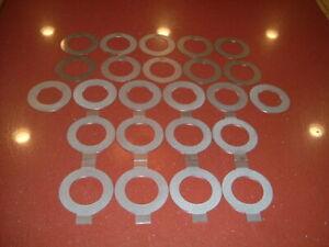 GM 8.5 Posi Clutch Disc & Shim Kit w/ S-Spring
