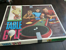 Vintage RARE 1961 Arnold Palmer Indoor Game TABLE TOP GOLF-Ohio Art w/box- #549