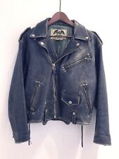AVIREX RARE BEAUTIFUL Vintage Classics Motorcycle Moto Biker Leather Jacket S