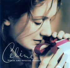 Celine Dion: these are SPECIAL Times/CD (Columbia col 492730 2) - TOP-stato