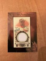 2019 Topps Allen & Ginter - Ozzie Smith - #MFR-OS Framed Mini Relic CARDINALS