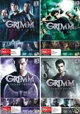 Grimm - Season 1 2 3 4 : NEW DVD