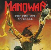 Manowar - Triumph of Steel [New CD] UK - Import