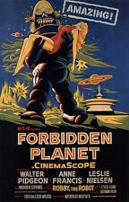 FORBIDDEN PLANET (DVD 1956, SCIENCE FICTION)