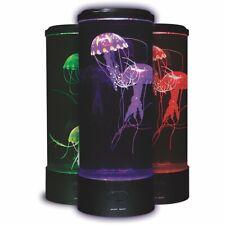 Fascinations Fasjellye Electric Jellyfish Mood Light Round Design