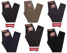 Pantalone uomo velluto 500 righe CARRERA  jeans 46 48 50 52 54 56 58 60 62