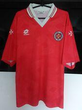Malta national shirt jersey 1993 - 1994 size L