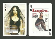 Lucy Liu Movie Film Actor Actress Fab Card Collection