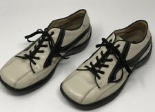 IMPULSE BY STEEPLE GATE LEATHER SHOES, MEN'S SIZE 9D Made in Italy Italian Shoes