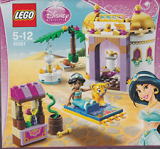 LEGO DISNEY PRINCESS 41061 JASMINE'S EXOTIC PALACE Nuovo New Nib