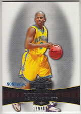 2006-07 TOPPS TRIPLE THREADS BASE #52: CHRIS PAUL #199/299 NEW ORLEANS HORNETS