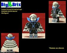 BANSHEE Death Custom Printed & Inspired Lego Marvel Minifigure w/Custom Capes