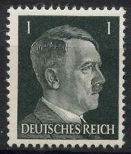 Germany Third Reich 1941-1942 SG#769, 1pf Deep Grey Adolf Hitler MNH #D5796