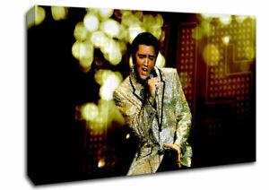 Elvis Presley 68 Special People 08251 Canvas Print Wall Art
