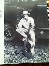 Bob Dylan Nashville Studios Folk Picture from Publication Ideal to Frame 28x19cm