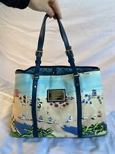 Louis Vuitton Ailleurs Cabas GM Cruise Limited Edition Printed Canvas Beach