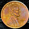 """1920 D Lincoln Wheat Penny Cent- """"Beautiful Toning"""" CLOSELY UNCIRCULATED #00"""