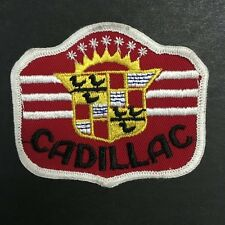 Vintage Cadillac Patch - VS31-121