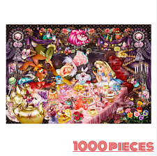 Disney Alice in Wonderland 1000 Piece Jigsaw Puzzle No Awake Dream Tea Party