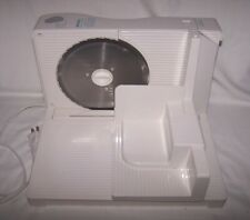 Never Used RIVAL 1042 Fold Up Food Meat Cheese Slicer