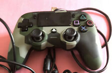 Nacon Compact Sony Playstation PS4 Controller combat Green