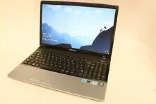 Samsung 300E Black and Silver Laptop Used Windows 10 240GB SSD i3 6GB