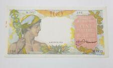 1949 -54 French Indo-China 100 Piastres EF+ 'Rare' {P82b}