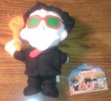 "7"" Master Roshi Plush Toy Figure Banpresto 2005 Chinese Game Prize VERY RARE"