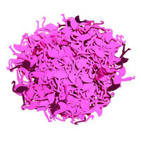 Tropical Flamingo Table Decor Confetti Scatter Wedding Birthday Party Supply