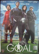 GOAL (JOHN ABRAHAM, ARSHAD WARSI) ~ BOLLYWOOD DVD